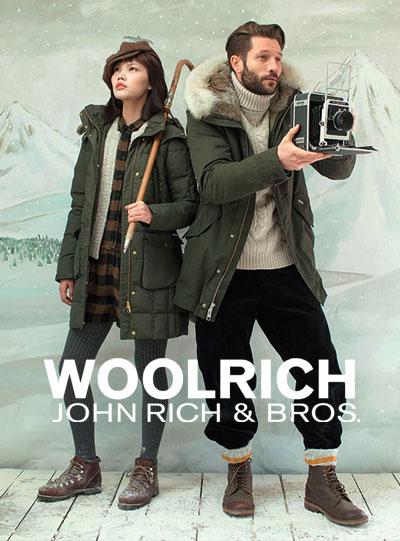 pretty nice 0d6f9 fbac1 STAKKS: Woolrich Herbst-/Winter 2015